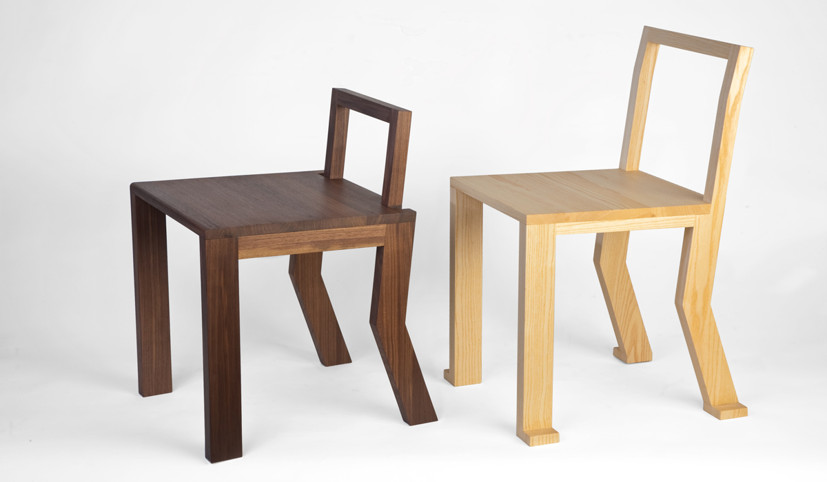 double-chair Wooduo
