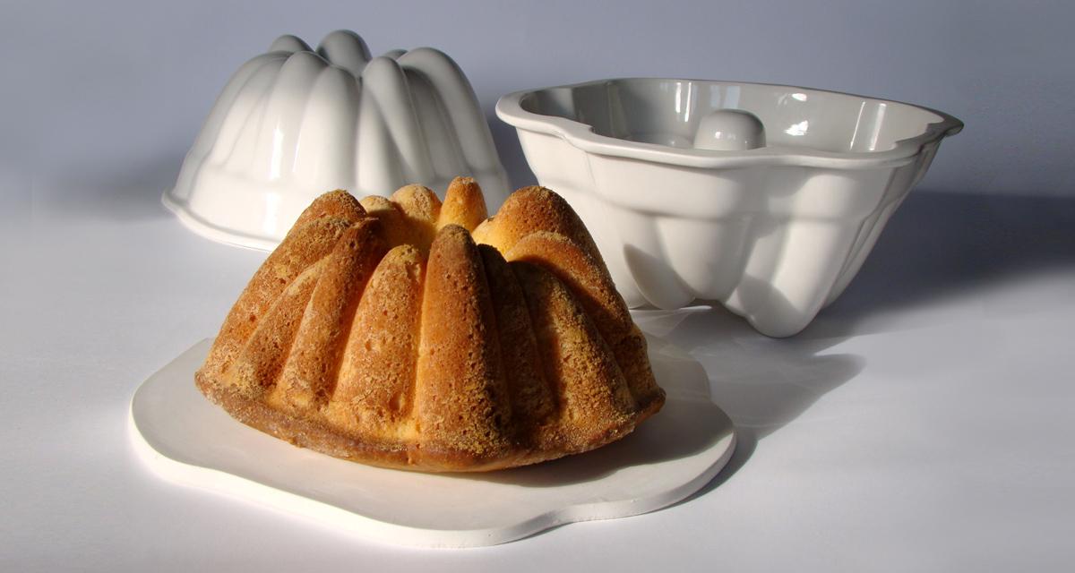 porcelain baking form Sweet sixteen