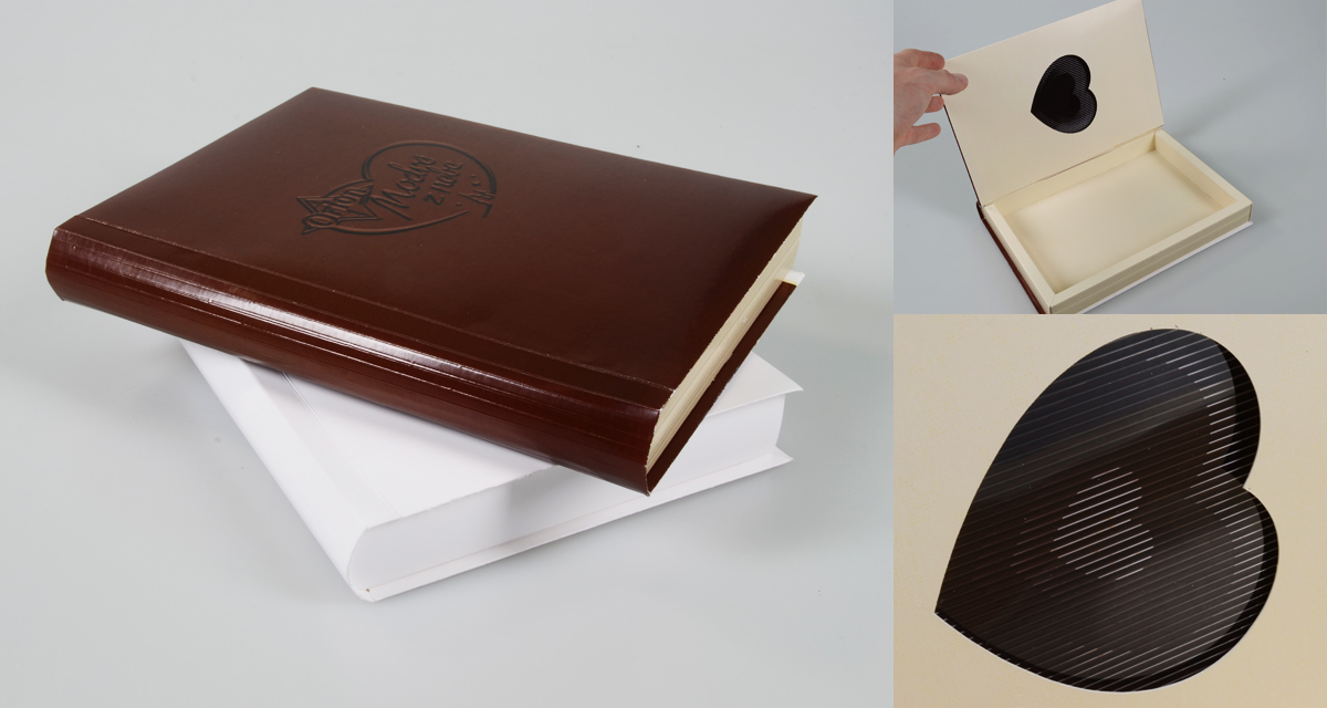 chocolate animation book