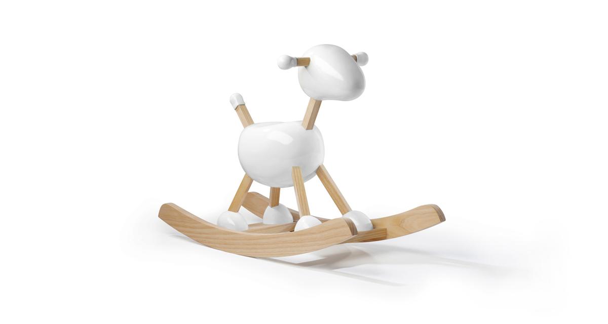 Rocking-sheep Ovi