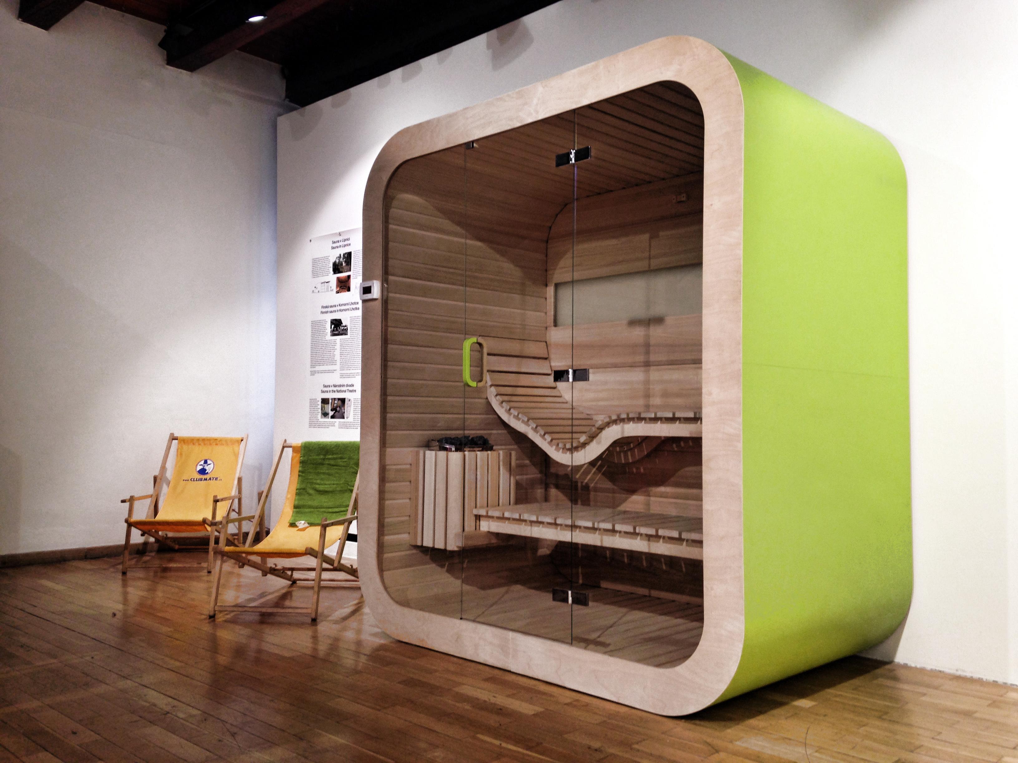 sauna Mayo v GJF